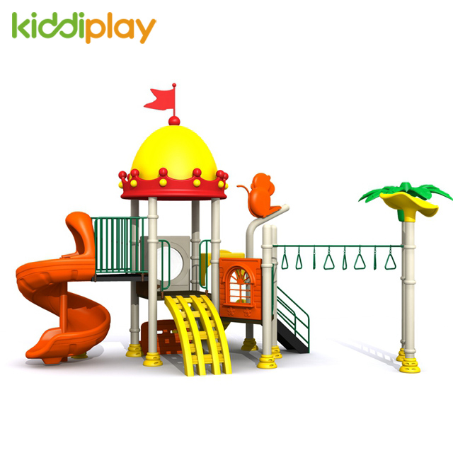 New Products Castle Series Outdoor Game Park Playground Design