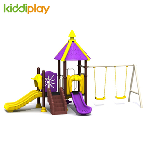 Children Park Playground Swing Castle Series Slide Kids Outdoor Play