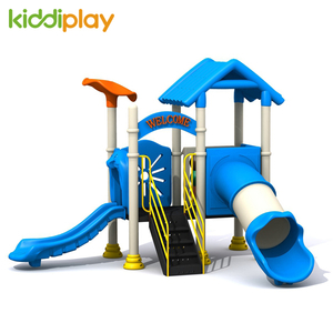 Outdoor Kids Play Ground Small Series Slide Equipment