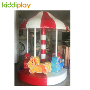 Hot Sell Amusement Park Carousel Commercial Kids Toy Indoor Playground