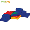 CE Certificated Kids Toddler Play Used Soft Indoor Playground Equipment