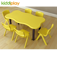 High Quality Colorful Kids Plastic Table