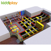 China Supplier Custom Foam Pit Climbing Kids Indoor Jumping Trampoline Park