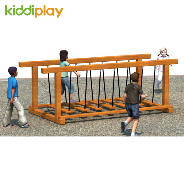 KiddiPlay Kids Outdoor Wooden Series Playground Equipment