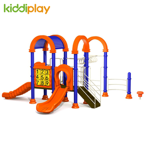 Factory Manufacturer Plastic Slide Outdoor Playground