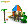 Small Multiplayer Kids Outdoor Amusement Park