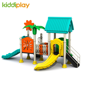 New Design Outdoor Equipment Children Playground Slide Toys