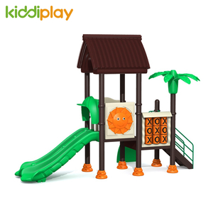 Used Playground Equipment Kids Outdoor Cheap Slide Structure Small Series