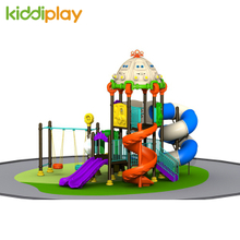 Amusement Park Equipment Children Plastic Slide