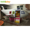 China Electric Motion Soft Toys Airplane Indoor Playground Accessories for Children