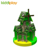 Newest Green Castle Electric Motion Soft Toys Kids Indoor Playground Equipment