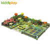 Large And Luxurious Indoor Children's Playground Equipment