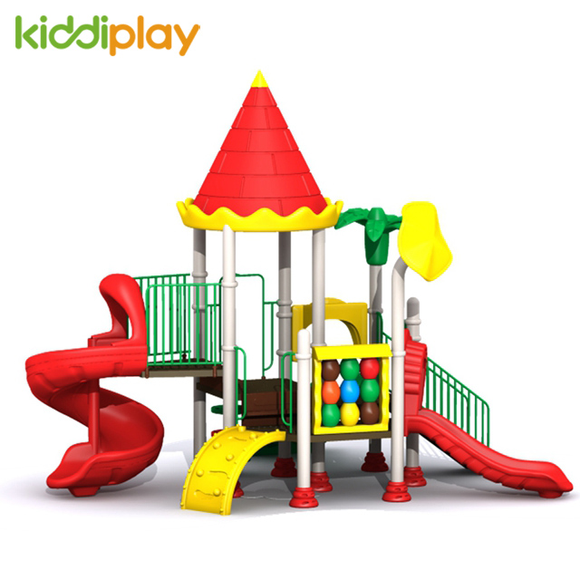 Approved Castle Series Outdoor Commercial Daycare Playground Equipment