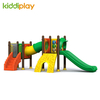Best Quality Kids Plastic Small Series Outdoor Playground Equipment