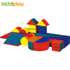 Happy Children And Parents Indoor Soft Game