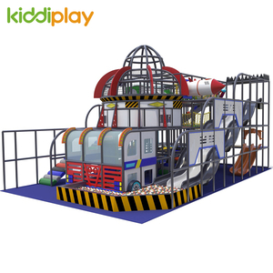 Dreamlike Large Children Super Mall Indoor Play Area Equipment