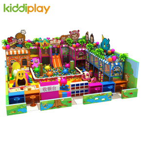 New Products Candy Theme Kids Indoor Playground for Sale