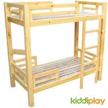 Indoor Cheap Price Children Wood Bed