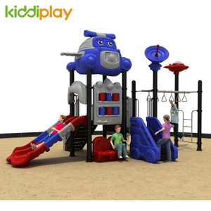 Hot Sale Children Outdoor Airport Series Playground Equipment