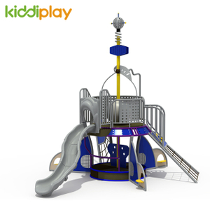 Small Outdoor Park Kids Playground Climbing Set