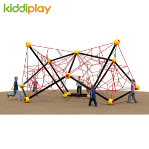 Wonderful Children Outdoor Playground Sets With Climbing Net