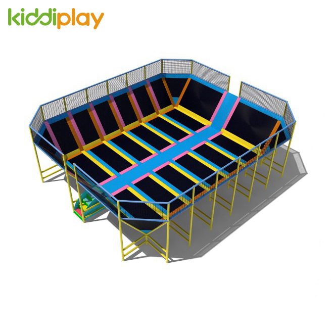 Good Quality Indoor Small Trampoline For Adults Park