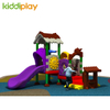 New Style Small Kids Slide Game Time School Yard Equipment Child Cheap Outdoor Playground