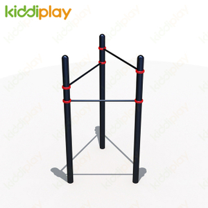 Outdoor Playground Gym Equipment Fitness Steel Pipe