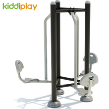 Hot Sale Luxury Outdoor Adult Three People Sit Machine Equipment Fitness