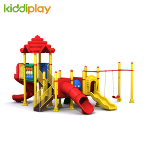 New designed cheap plastic playground equipment outdoor for kids