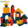 Indoor Soft Toy Toddler Playground Building Blocks for Kids Education
