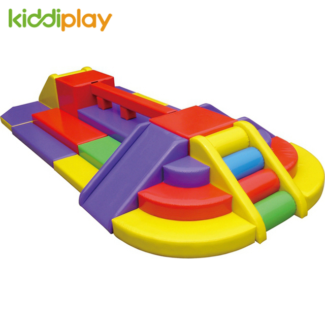 100% Safe Kids Indoor Soft Play ,Commercial Soft Play Equipment For