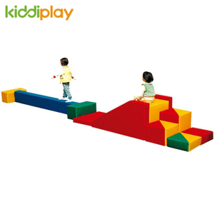 Kids Playground Type Indoor Soft Toddler Play Equipment for Sale