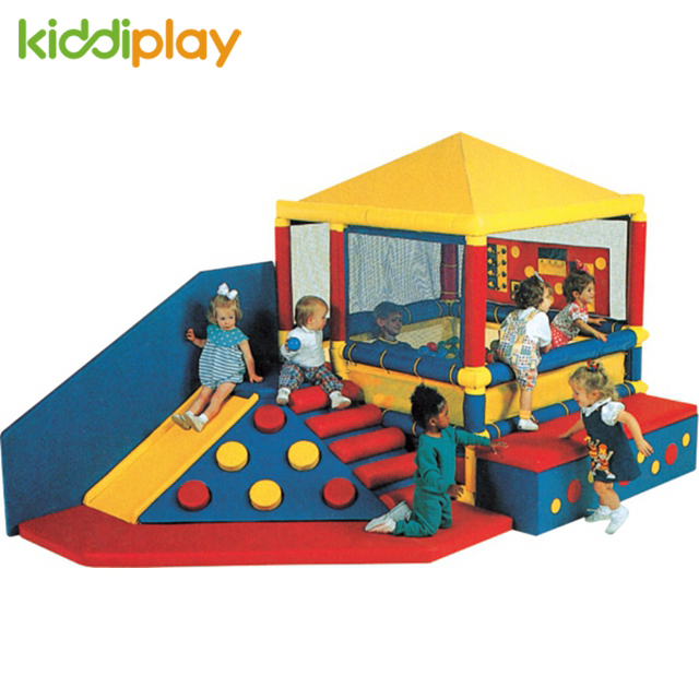 Interesting Commercial Soft Kids Play Ball Pit for Sale