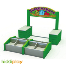 Children Happy Game Market Game Play House