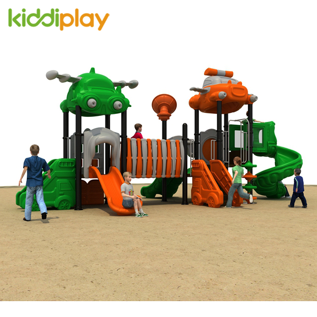 Modern Style Used Airport Series Outdoor Playground Equipment for Children