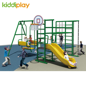 Children Outdoor Fitness Equipment Swing Combination
