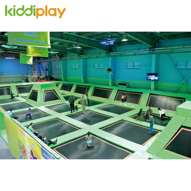 Factory Price New Design Indoor Trampoline Park