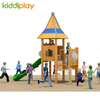 Small Wooden Outdoor Playground for Children Game