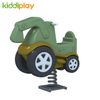 New Style Design Outdoor Playground Toy Garden Spring Rider