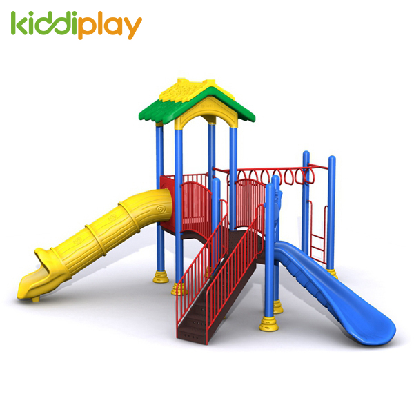 Top Grade Hot Selling Kiddi Make Outdoor Playground Slide