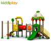 Commercial Outdoor Slide Playground Equipment