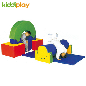 High Quality Kids Toddler Play Area Indoor Soft Indoor Playground Equipment