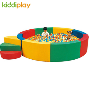 Preschool Indoor Soft Ball Pits Toddler Play Ground Equipment