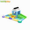 Children's Colorful Art Play House Theme Kindergarten Soft Playground for Toddler