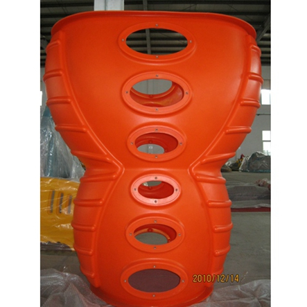 Peanut Barrels Of Amusement Equipment Aluminium Rotational Molding