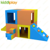 Second-Order Rubik's Cube Soft Play Indoor Climbing Ladder Combination