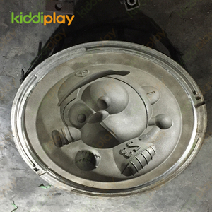Aluminum Rotational Mold for Playground Equipment