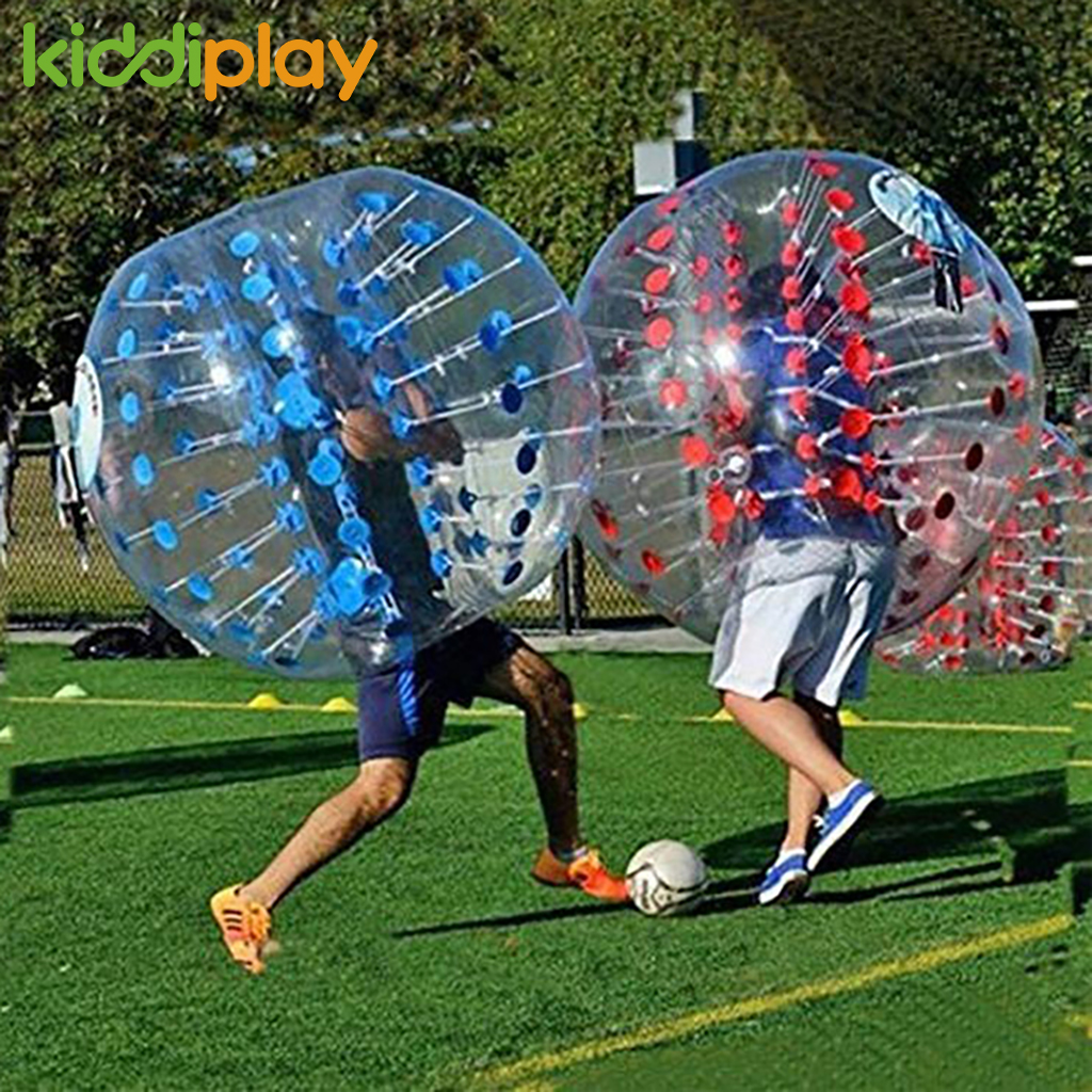 Outdoor Playground Inflatable Bumper Ball for Games Human Soccer