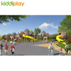 Commercial Plastic Equipment Children Sport Amusement Park Outdoor Playground